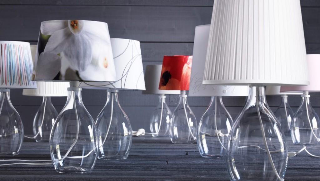Lamp Shades And Bases