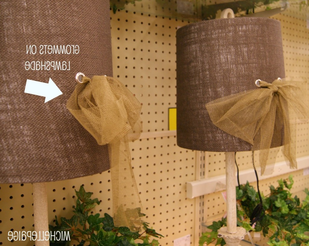 Lamp Shades At Hobby Lobby