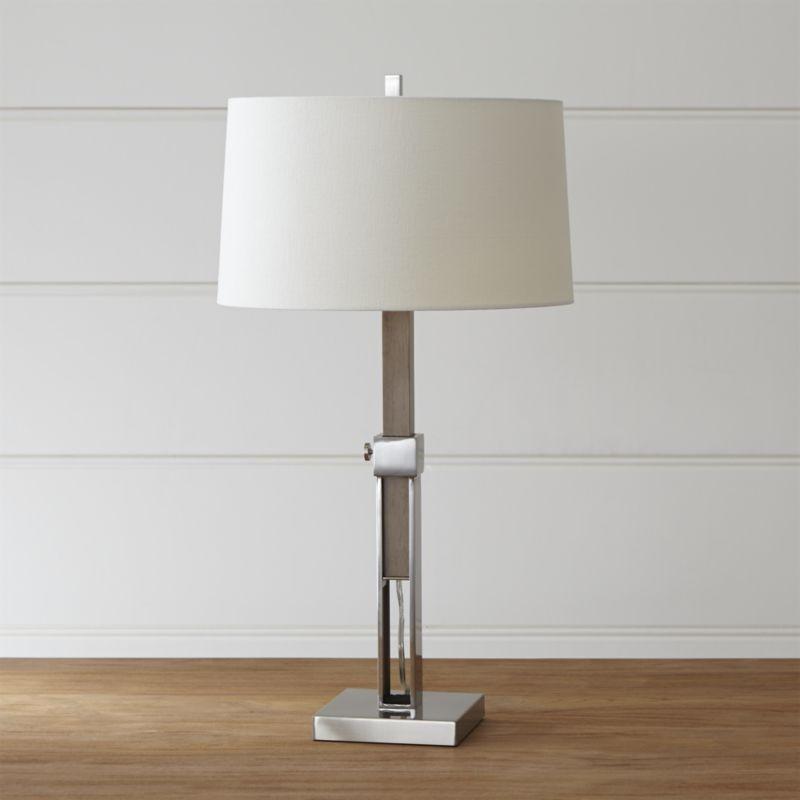 Lamp Shades Crate And Barrel