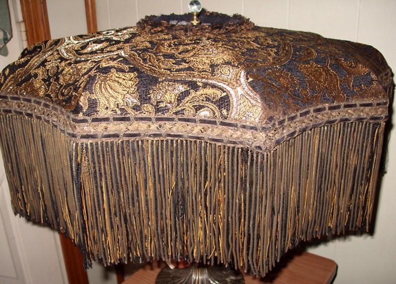 Lamps Vintage Pot Metal Cast Angel Green