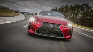 Lexus LC 500h Download
