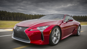 Lexus LC 500h High Definition Wallpapers
