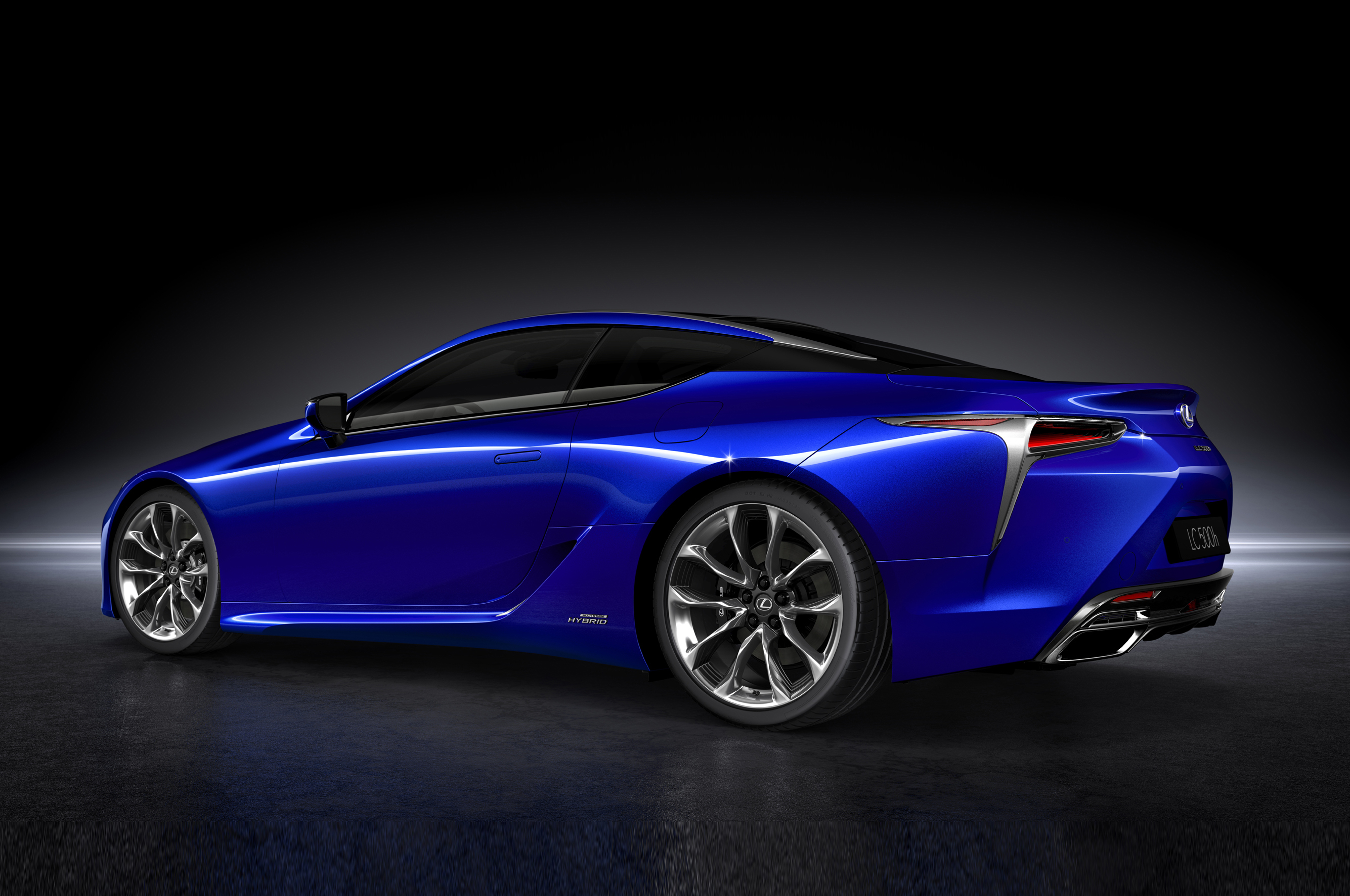 Lexus LC 500h Wallpapers And Backgrounds