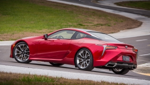 Lexus LC 500h For Desktop