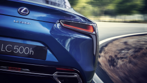Lexus LC 500h Full HD