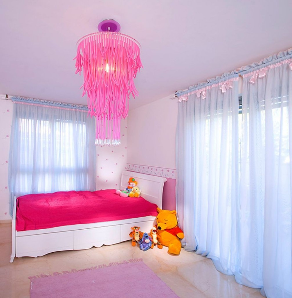 Little Girls Chandeliers