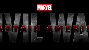 Logo Capitan America Civil War