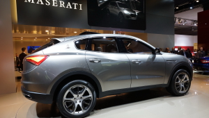 Maserati Levante SUV Wallpapers