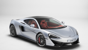 McLaren 570GT Wallpapers