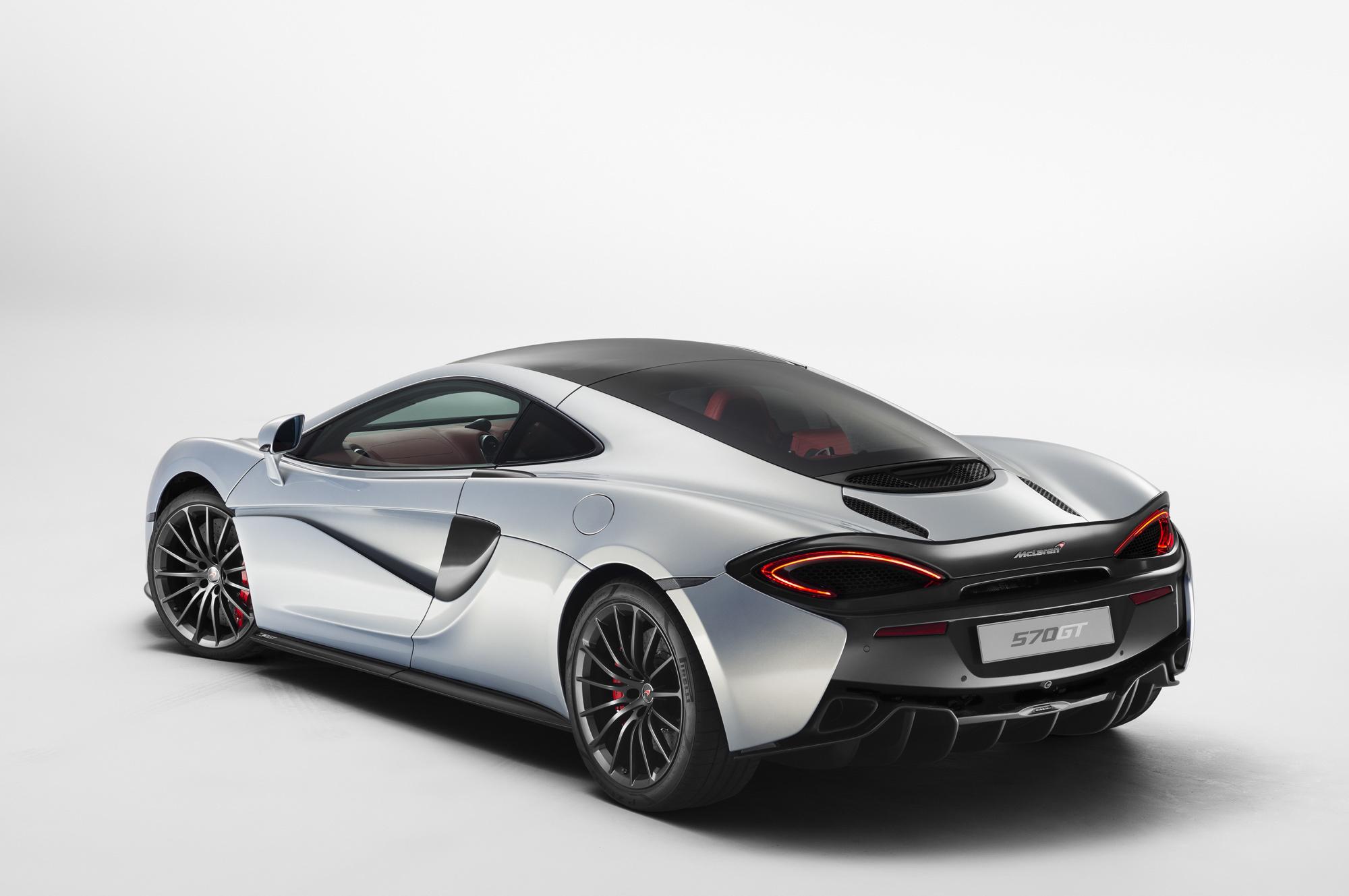 McLaren 570GT Wallpapers HD