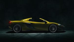 McLaren 675LT Spider Pictures