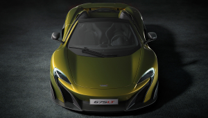 McLaren 675LT Spider Wallpapers