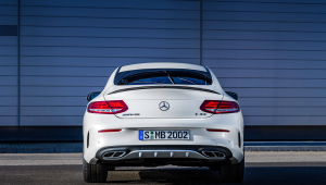 Mercedes AMG C 43 Computer Wallpaper