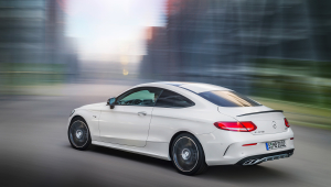 Mercedes AMG C 43 Photos