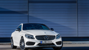 Mercedes AMG C 43 Wallpapers