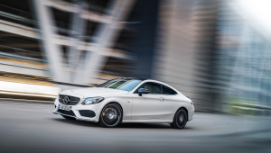 Mercedes AMG C 43 Wallpapers HD