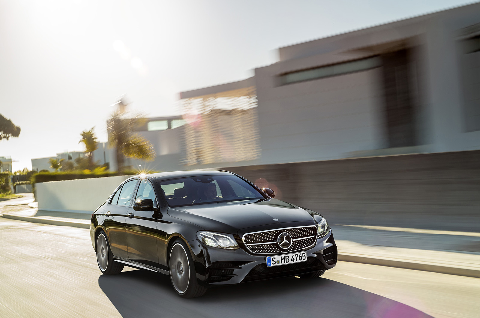 Mercedes AMG E 43 4Matic Wallpapers