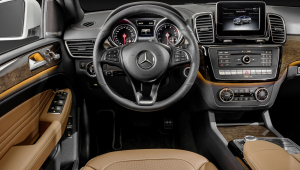Mercedes Benz GLE Coupe Desktop Backgrounds