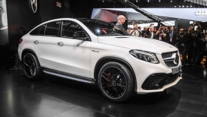 Mercedes Benz GLE Coupe Hd Wallpaper