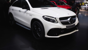 Mercedes Benz GLE Coupe Image