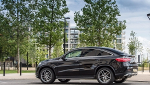 Mercedes Benz GLE Coupe Image Hd