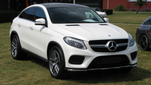 Mercedes Benz GLE Coupe Wallpaper Hd