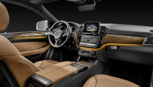 Mercedes Benz GLE Coupes Images