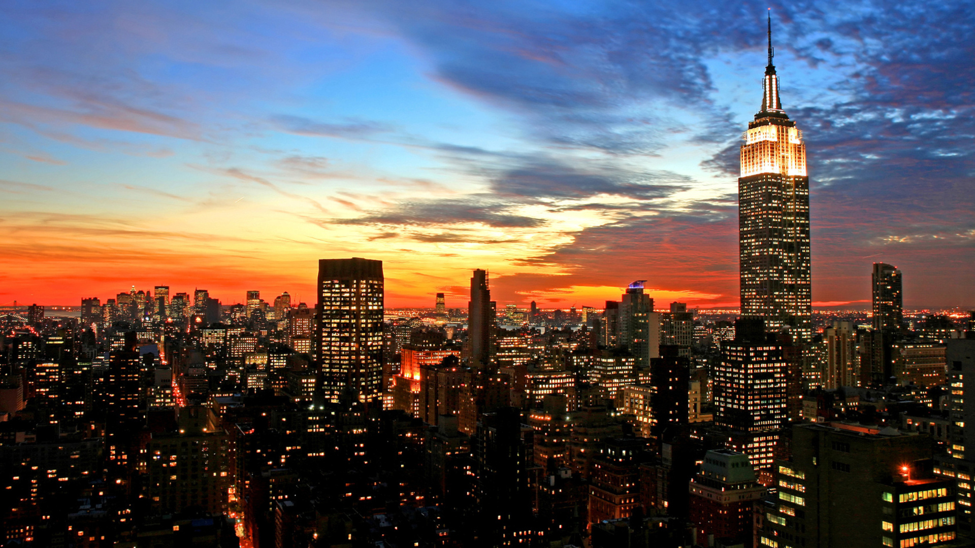 New York Backgrounds
