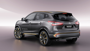 Nissan Qashqai 2017 Pictures