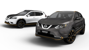 Nissan Qashqai 2017 Wallpapers