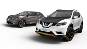 Nissan Qashqai 2017 Wallpapers HD