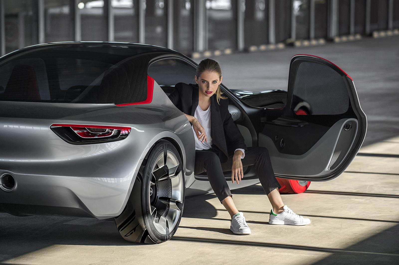 Opel GT HD Desktop