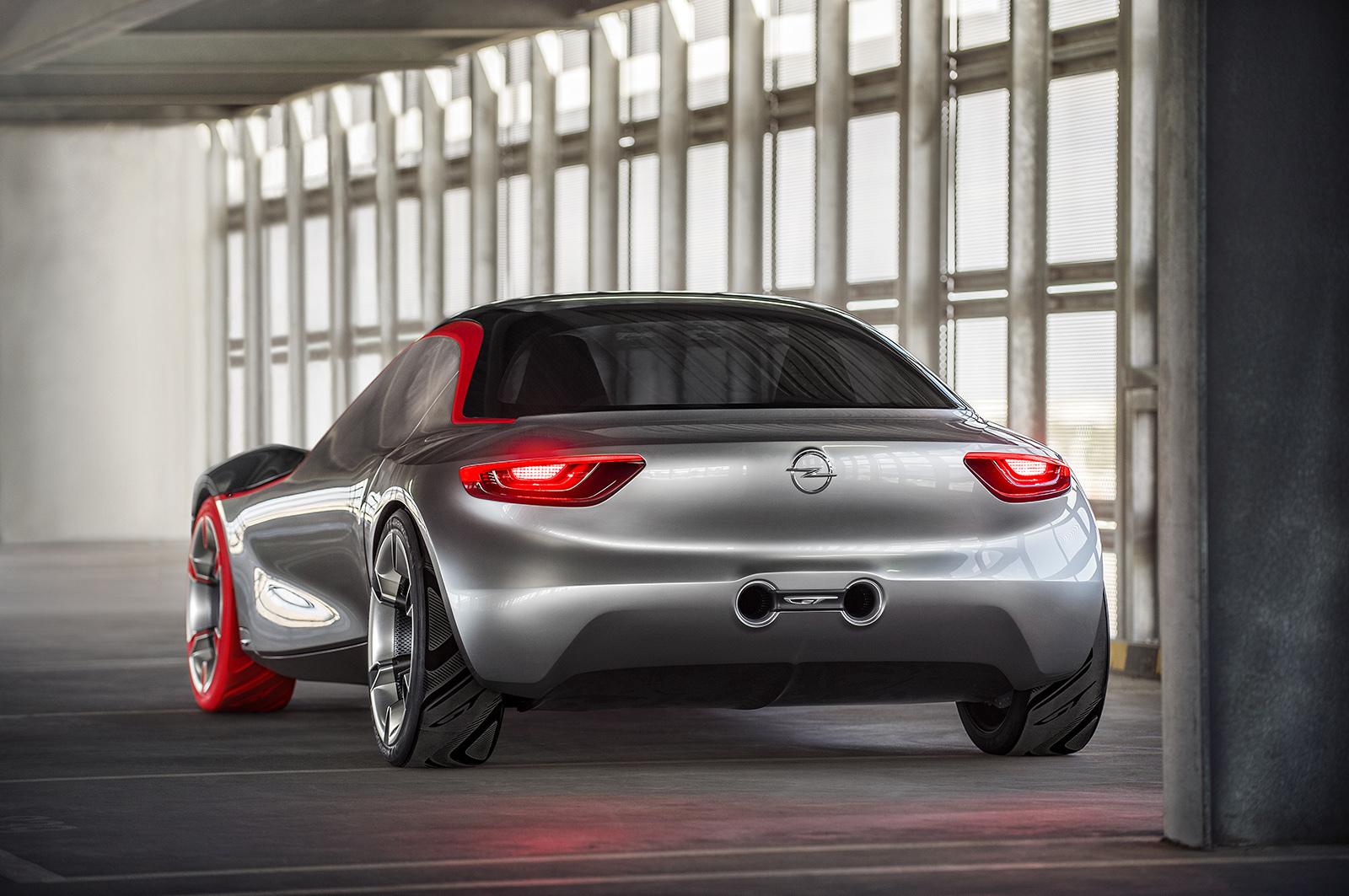 Opel GT HD Wallpaper