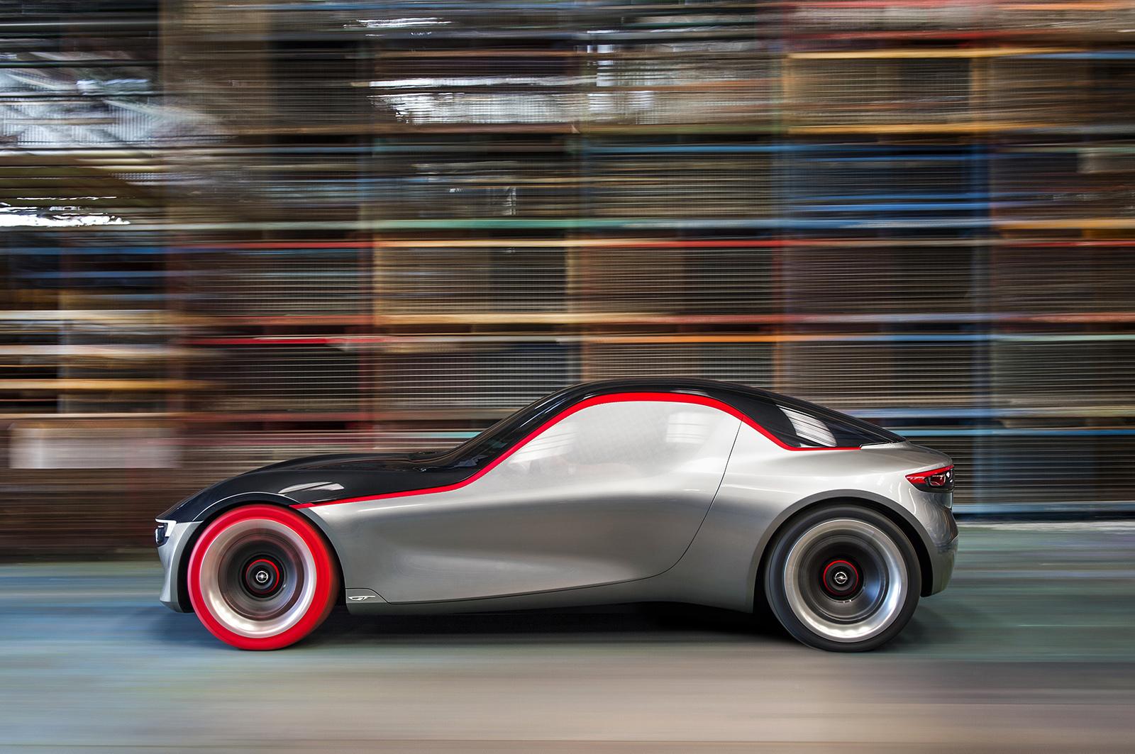 Opel GT Widescreen