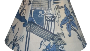Oriental Lampshades
