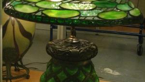 Original Tiffany Table Lamps
