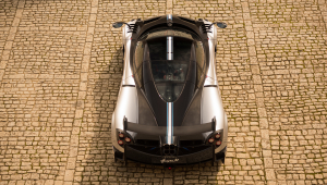 Pagani Huayra BC HD Background