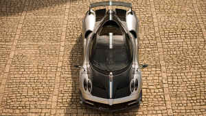 Pagani Huayra BC HD Wallpaper