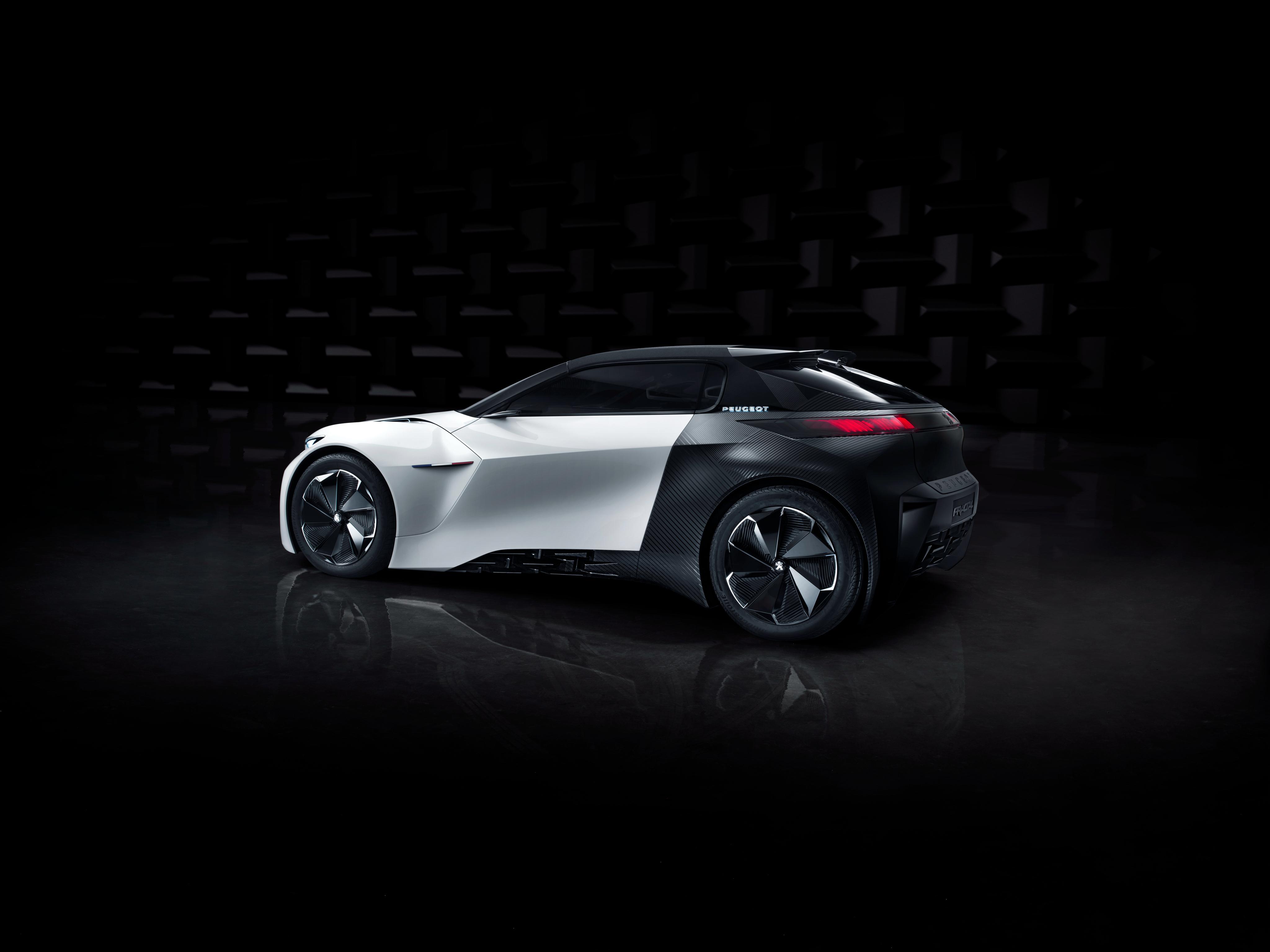 Peugeot Fractal Photos