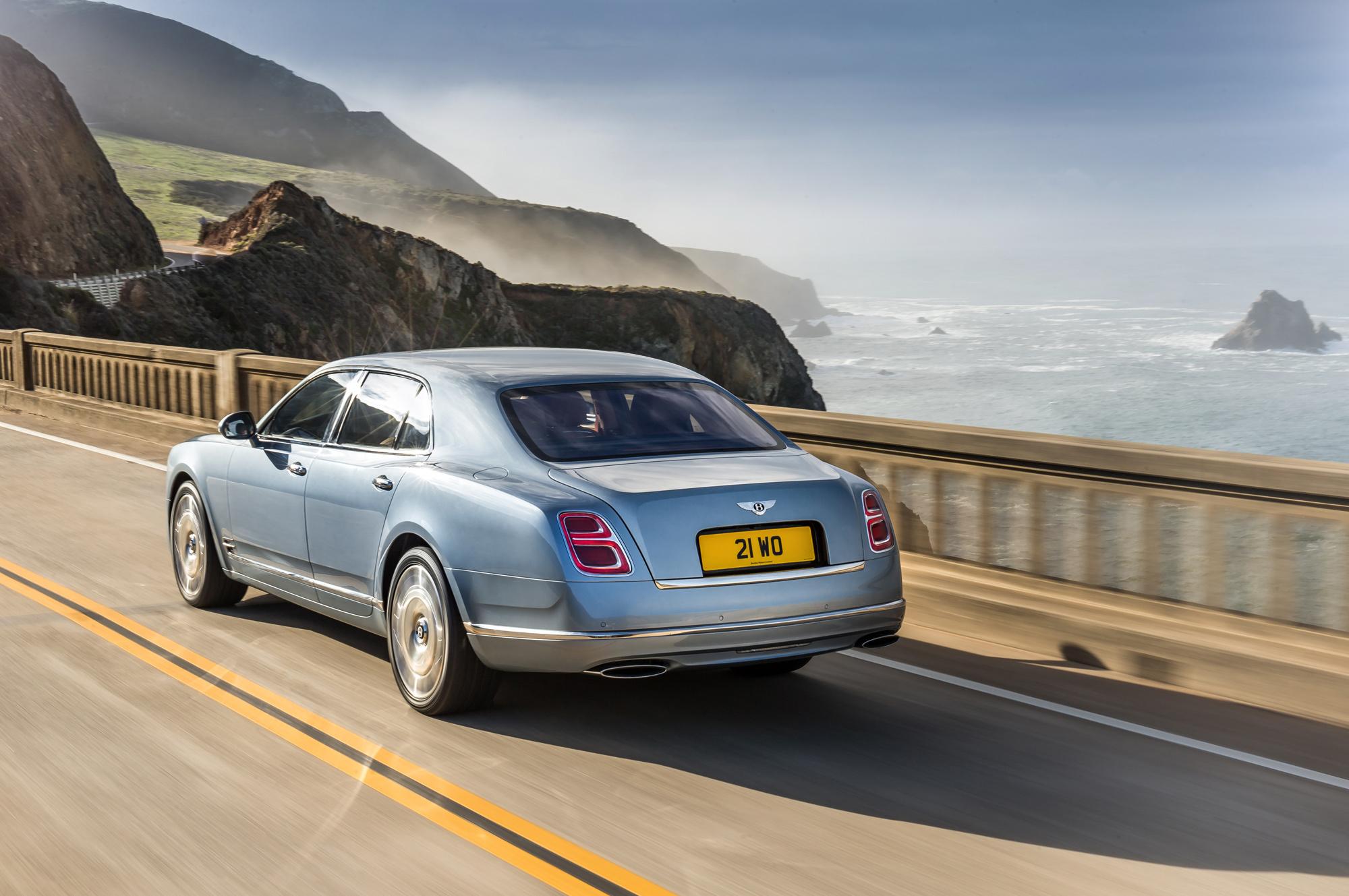 Pictures Of Bentley Mulsanne