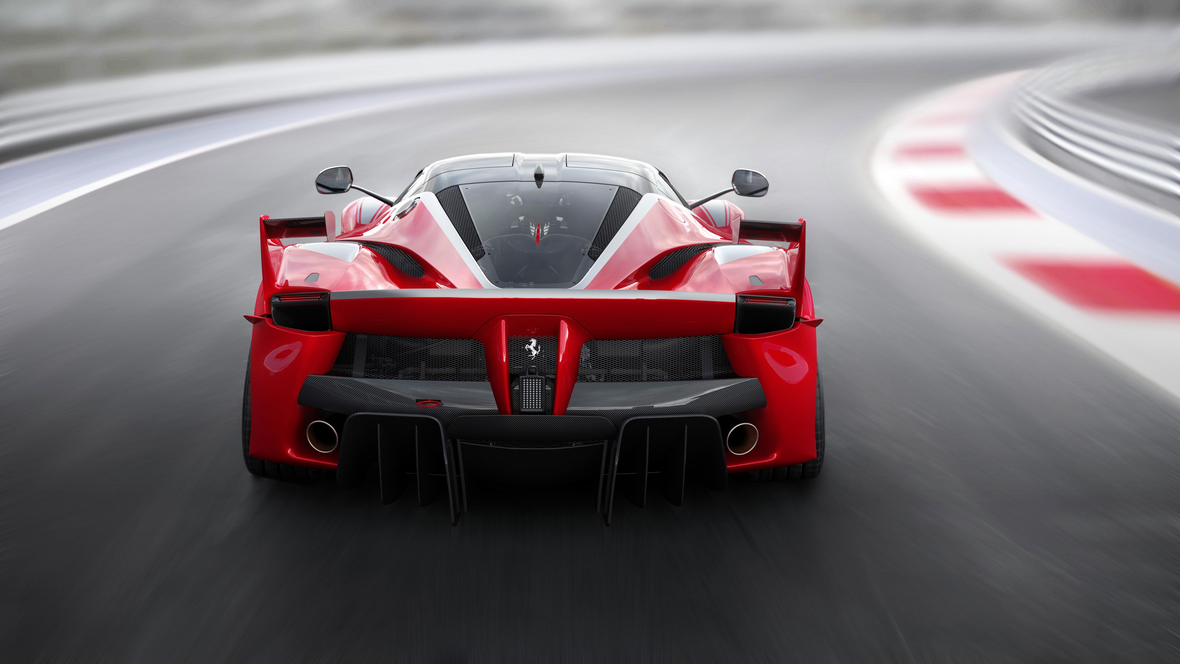 Pictures Of Ferrari FXX K