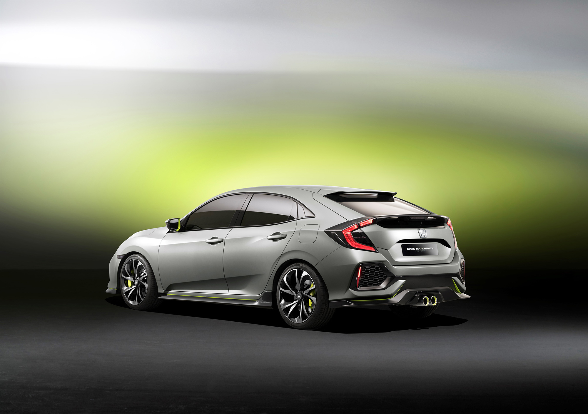 Pictures Of Honda Civic 2017