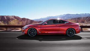 Pictures Of Infiniti Q60 Coupe