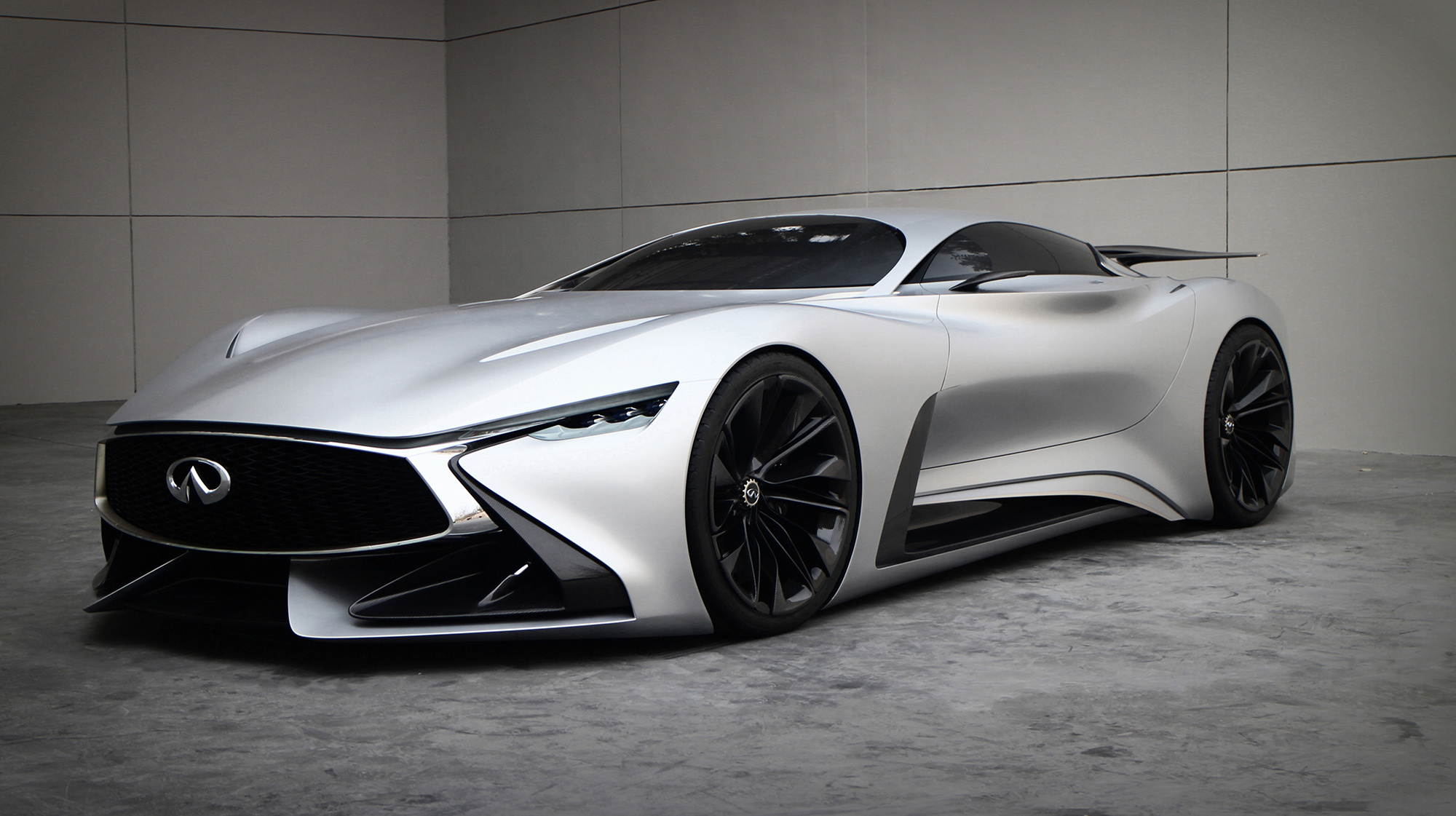 Pictures Of Infiniti Vision GT Concept
