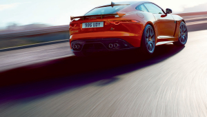 Pictures Of Jaguar F Type SVR