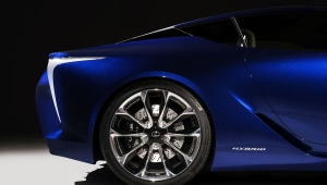 Pictures Of Lexus LC 500h