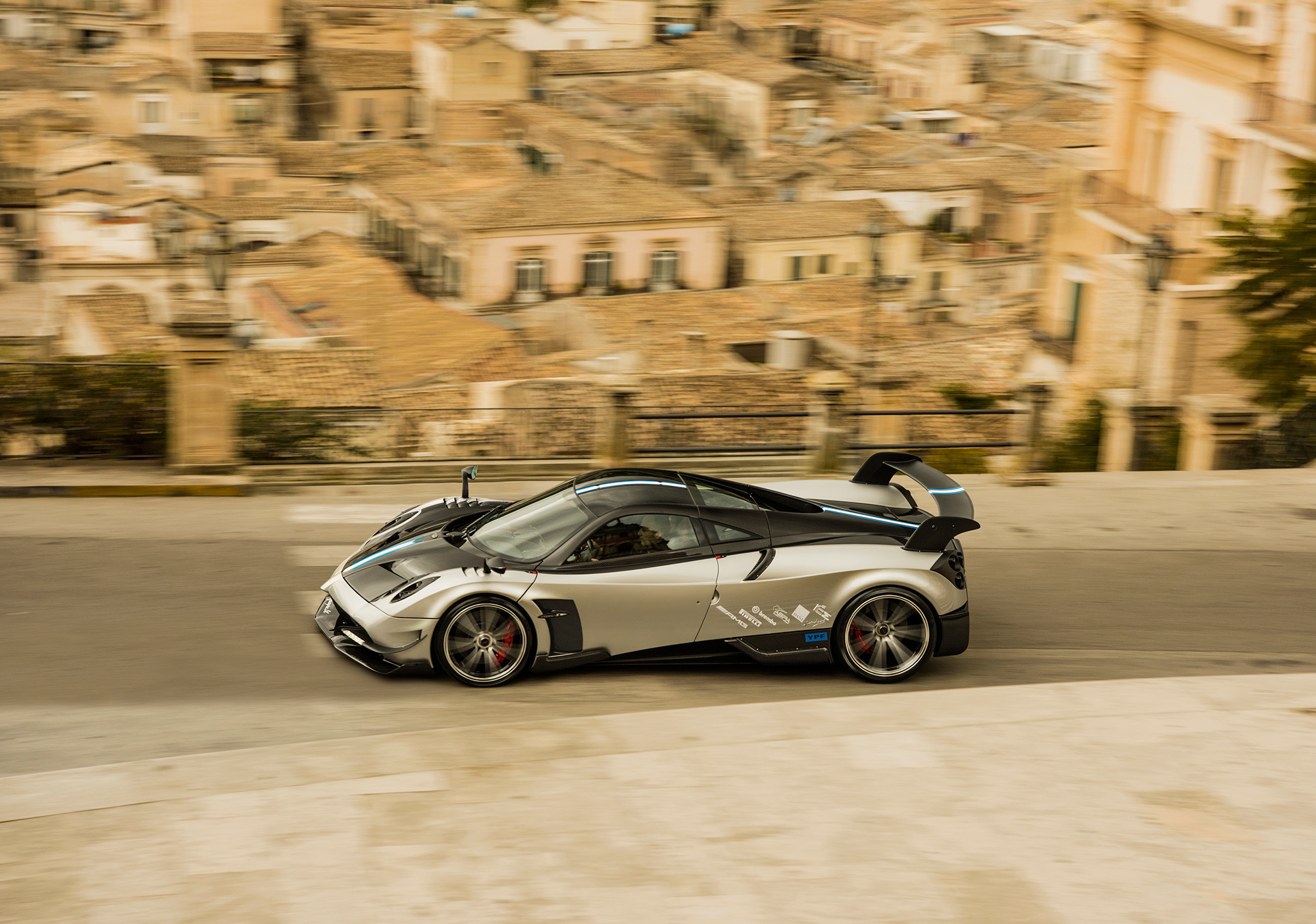 Pictures Of Pagani Huayra BC