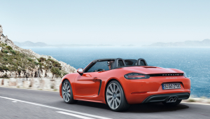 Pictures Of Porsche 718 Boxster