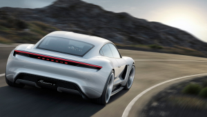 Pictures Of Porsche Mission E