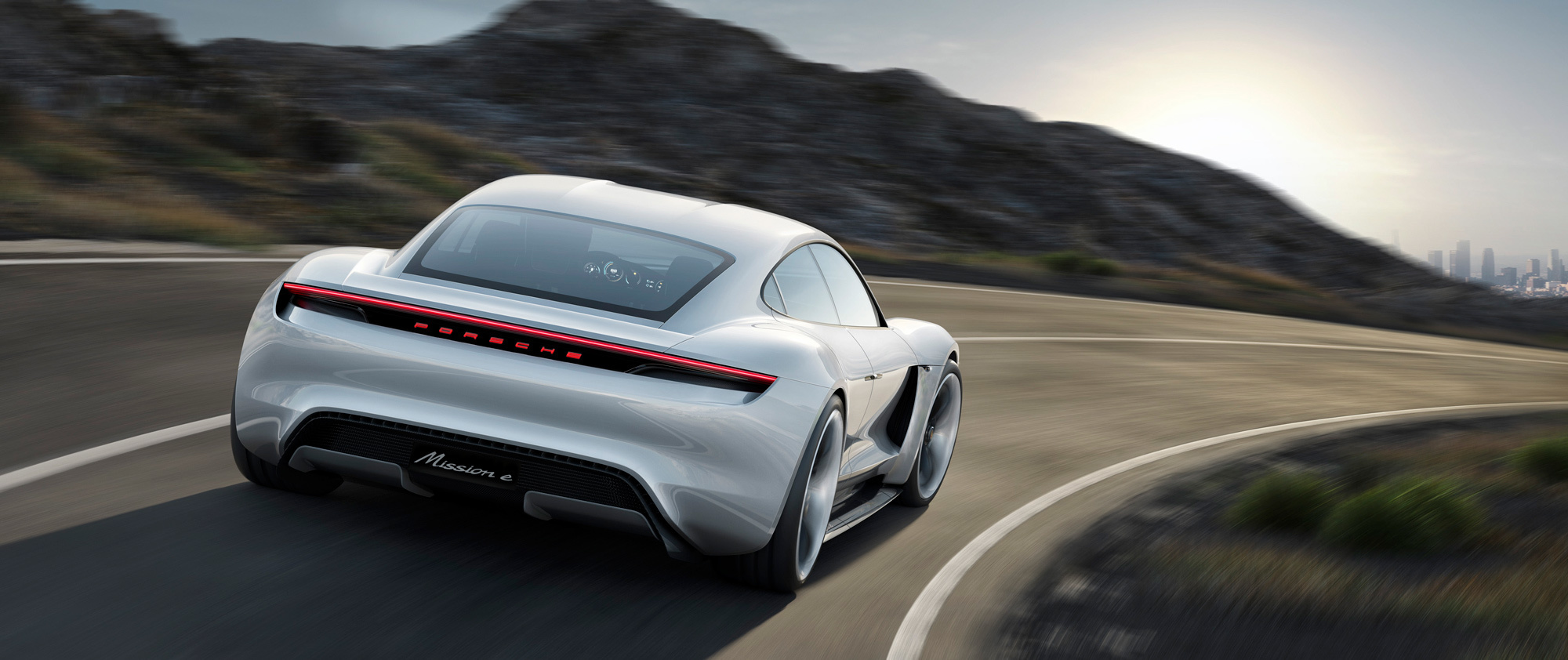 Pictures Of Porsche Mission E